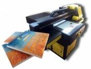Планшетная УФ-печать